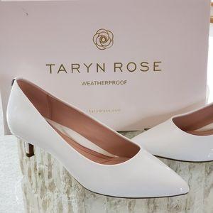 Taryn Rose patent leather pump